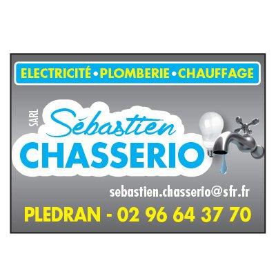 SARL CHASSERIO Plombier Chauffagiste Lectricien PLEDRAN